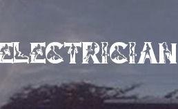 Sticker Die Cut Decal vinyl got electrician 2x