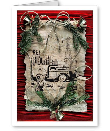 Tnt transmission line cowboys christmas cards transmission line cowboys christmas cards m4hsunfo