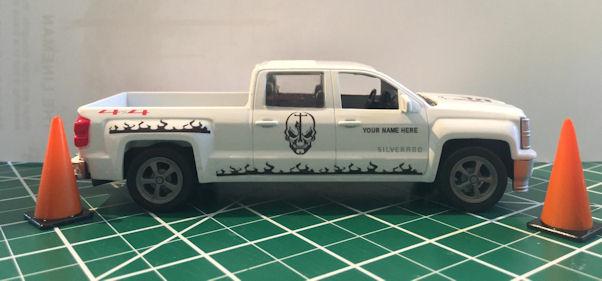tnt  lineman skull toy utility trucks