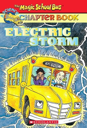 Tnt Magic School Bus Electricity Books For Lil Apprentices